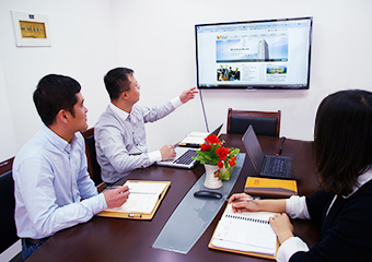 Sales department in Qingdao carry out the research and training regularly